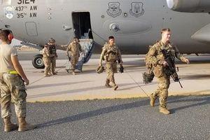Hậu đối phó Iran, binh lực Mỹ biến động khắp Trung Đông