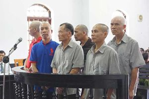 Tòa Cấp cao kháng nghị vụ 6 cựu chiến binh bị phạt tù