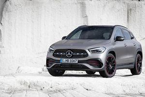 Mercedes-Benz GLA thế hệ mới bán ra gần 1 tỷ đồng tại Anh