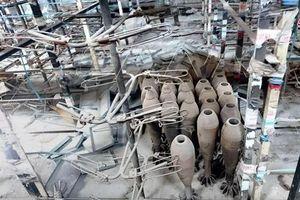 Quân đội Syria phát hiện cơ sở chế tạo vũ khí hóa học của phiến quân ở Aleppo