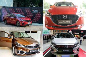 Những mẫu sedan hạng B giá rẻ sắp ra mắt tại Việt Nam