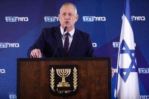 Đảng Xanh-Trắng gặp khó trong thành lập chính phủ thiểu số ở Israel