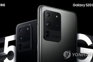Samsung sẽ phát hành điện thoại 5G tại hơn 40 quốc gia trong năm nay