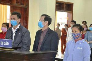 Thanh Hóa: Lập hồ sơ khống chiếm tiền đền bù, 3 cán bộ xã lĩnh án