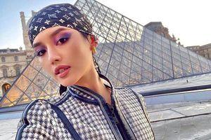 Những nghệ sĩ nào dự Tuần lễ thời trang tại Pháp?