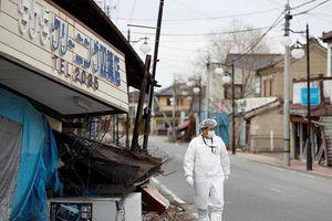 Bên trong vùng cấm tại Fukushima 9 năm sau thảm họa