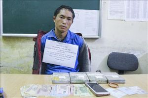 Điện Biên: Bắt giữ đối tượng mua bán trái phép 4 bánh heroin