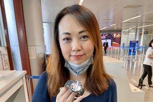 Trao trả đồng hồ 40.000 USD cho đại biểu bộ trưởng ASEAN
