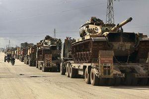 Tố Syria vi phạm ngừng bắn, ông Erdogan đang 'dọa' Nga