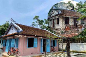 Bà mẹ 2 con cải tạo căn nhà hoang thành ngôi nhà cổ tích giữa TP. Huế