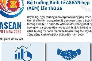 Kết quả Hội nghị Bộ trưởng Kinh tế ASEAN hẹp AEM lần thứ 26
