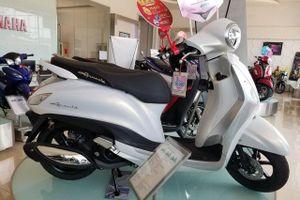 Bảng giá xe ga Yamaha tháng 3/2020: Quà tặng 'khủng'