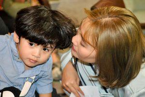 Diễn viên Ngọc Lan: 'Tôi khuyến khích con trai tự do phát triển'