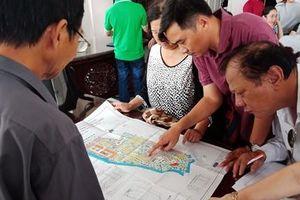 Lập danh sách 'nạn nhân' dự án khu dân cư Nam – Nam Sài Gòn