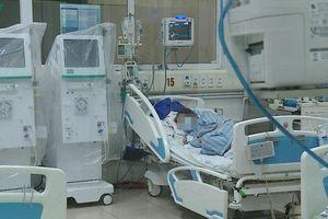 Cận cảnh khu điều trị 10 ca mắc Covid-19 tại Hà Nội