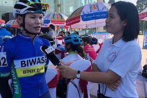 Giải xe đạp nữ quốc tế Bình Dương với tinh thần 'Thể thao đẩy lùi bệnh tật'