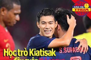 Học trò Kiatisak đầu quân V-League?; Công Phượng mất 'ngòi nổ'