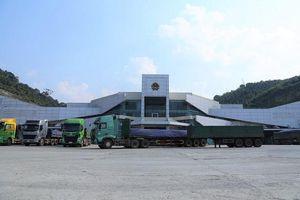 Hà Tĩnh: Cửa khẩu Quốc tế Cầu Treo siết chặt kiểm soát dịch Covid-19