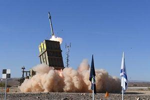 Israel phát triển vũ khí mạnh hơn Iron Dome
