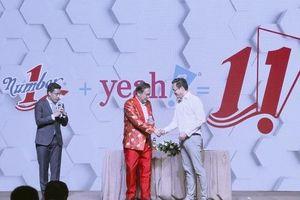 Tân Hiệp Phát bắt tay Yeah1 sau khi mua 6,05 triệu cổ phiếu