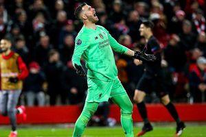 Atletico Madrid biến Liverpool thành cựu vương