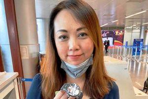 Chuyện chiếc đồng hồ gần 1 tỷ đồng thất lạc tại sân bay quốc tế Đà Nẵng