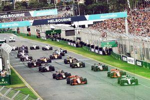 Hoãn chặng đua F1 Australia do Covid-19