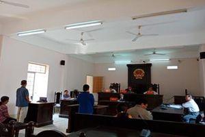 VKSND Cao Lãnh tổ chức phiên tòa rút kinh nghiệm án dân sự
