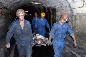 Một công nhân tử nạn trong hầm lò than ở Quảng Ninh