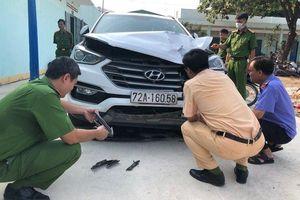 TP Vũng Tàu: Đại úy công an đang làm nhiệm vụ trên đường bị tài xế tông đã hy sinh