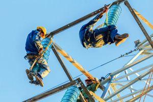 Hàng Việt vươn lên làm chủ công trình điện