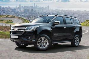 Chevrolet Trailblazer bất ngờ giảm sốc gần 400 triệu đồng
