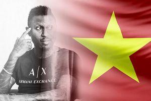 Samson: 'Việt Nam sẽ dự World Cup nếu có cầu thủ nhập tịch'