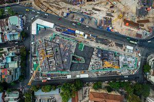 Dự án tứ giác Bến Thành được phép bán nhà ở hình thành trong tương lai
