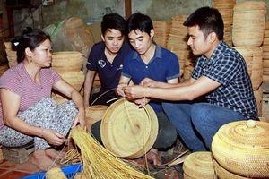 Chú trọng công tác dạy nghề, tạo việc làm cho thanh niên nông thôn