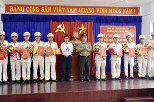 CA tỉnh Quảng Nam hoàn thành việc điều động CA chính quy về xã