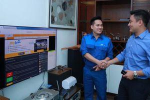 Độc quyền cung cấp dịch vụ Internet tại chung cư
