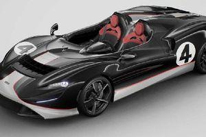 McLaren Elva hóa thân thành mẫu xe đua M1A nhờ MSO