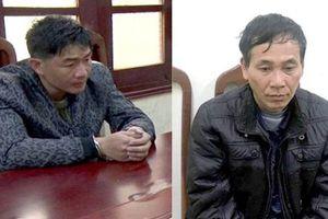 Lạng Sơn: Bắt giữ 2 đối tượng mua bán, vận chuyển 4 bánh heroin