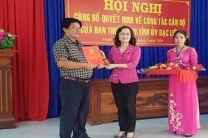 Bạc Liêu có tân Phó Giám đốc Sở Nông nghiệp và Phát triển nông thôn