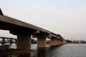 Quảng Ngãi: Những nghi vấn xung quanh thi công cầu An Phú