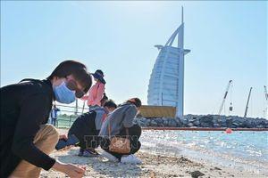 Dịch COVID-19: UAE tạm dừng cấp thị thực, ngừng chuyến bay tới Iraq, Syria, Thổ Nhĩ Kỹ