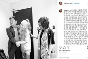 Không an ủi Taeyeon (SNSD) khi bố qua đời, Jessica Jung bị Knet 'cà khịa'