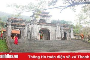 Lễ hội Bà Triệu: Một nét bút đậm đà bản sắc trên nền bức tranh văn hóa xứ Thanh