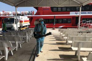 Không cách ly 96 người đi tàu từ Côn Đảo về Sóc Trăng