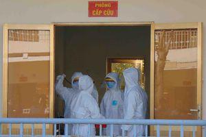 TP.HCM ghi nhận thêm 1 người nghi ngờ nhiễm COVID-19