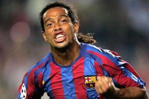 Ronaldinho và cú lắc hông khiến cả thế giới mê mẩn