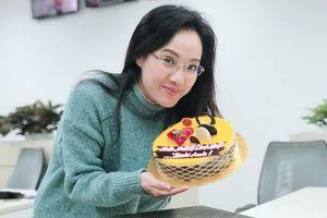 BTV Hoài Anh nhớ kỷ niệm sinh nhật bên đồng nghiệp ban Thời sự