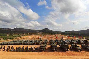 Campuchia và Trung Quốc diễn tập quân sự chống khủng bố và cứu trợ nhân đạo