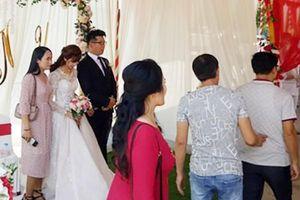 Chú rể Hàn Quốc nổi nóng tại đám cưới thời dịch Covid-19